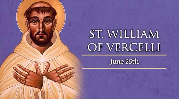 Santo William dari Monte Vergine