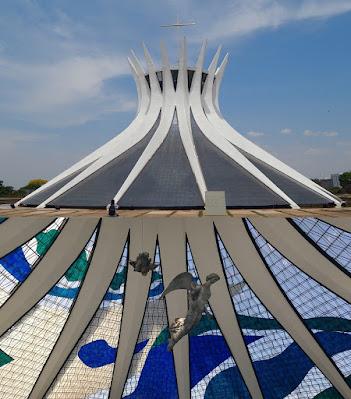 Fotos da Catedral de Brasília