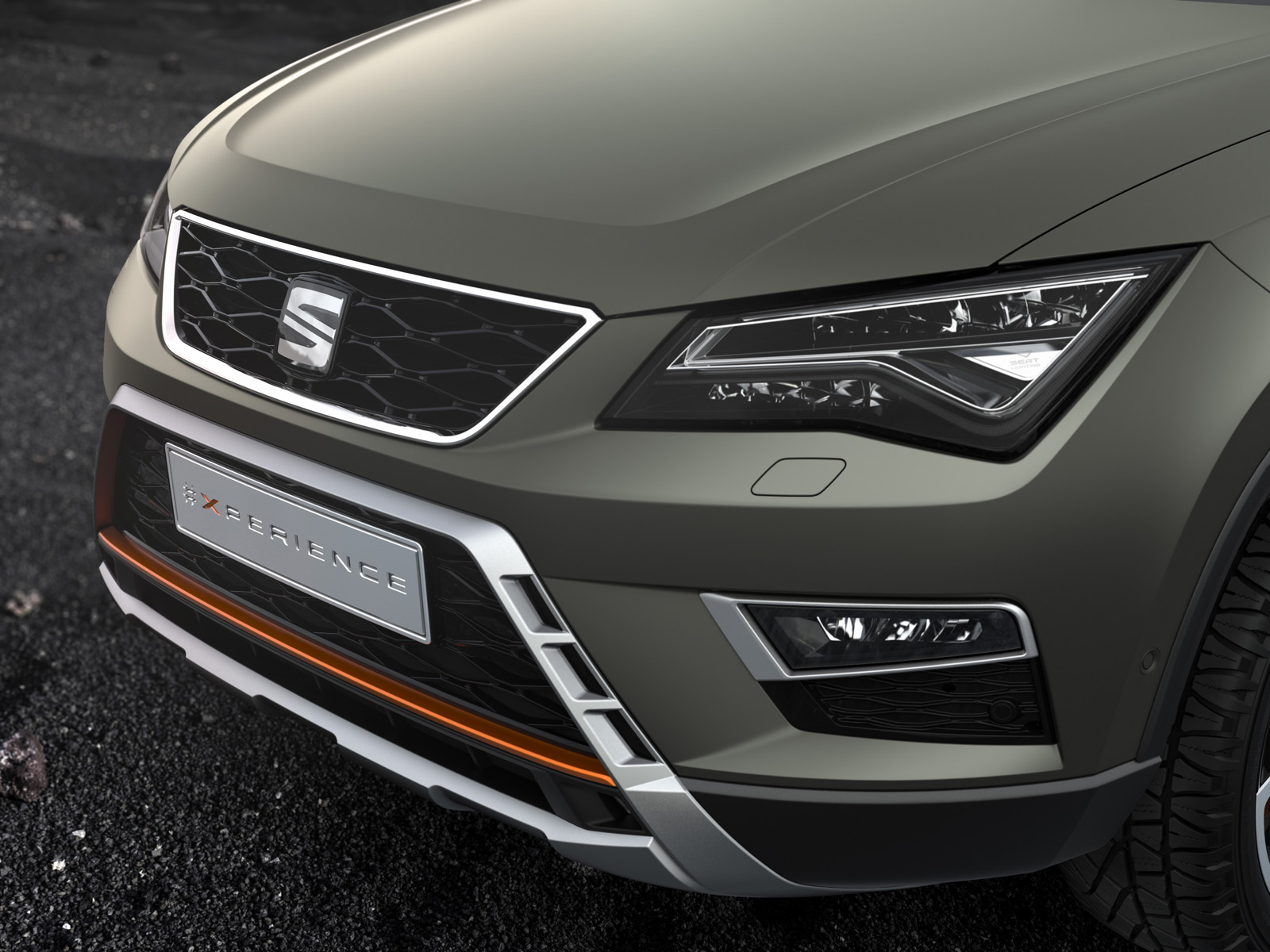 seat 39 s upcoming arona suv to get rugged off road version carscoops. Black Bedroom Furniture Sets. Home Design Ideas