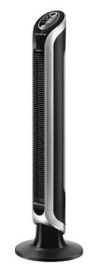 Rowenta VU6670 Ventilador Torre Eole Infrarred [Clase de eficiencia energética a]