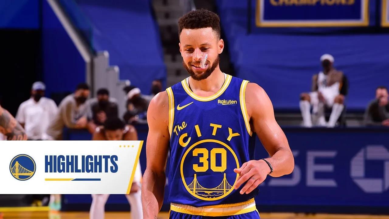 Stephen Curry 32pts 9ast vs UTA   March 14, 2021   2020-21 NBA Season