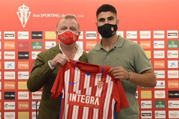 Juan Berrocal indica el motivo por el que aceptó la propuesta del Sporting y no la del Málaga