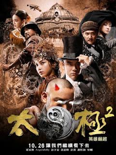 Thái Cực Quyền: Anh Hùng Bá Đạo - Tai Chi Hero (2012) | Full HD VietSub
