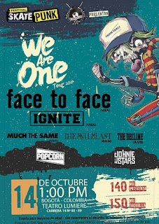 WE ARE ONE Festival Skate Punk 2