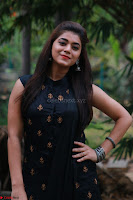 Actress Yamini Bhaskar in a Tight Black Sleeveless Dress ~  Exclusive 42.JPG
