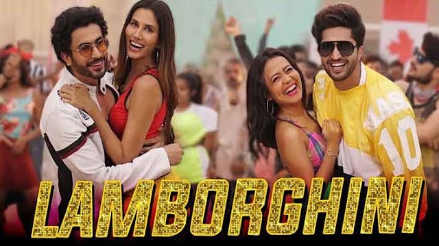 लैम्बोरगिनी (Lamborghini) Lyrics - Jay Mummy Di