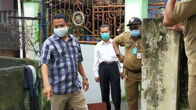 Taufiq Qul Rahman Dengan Sigap Turun Kelapangan Memantau Musibah Tanah Longsor