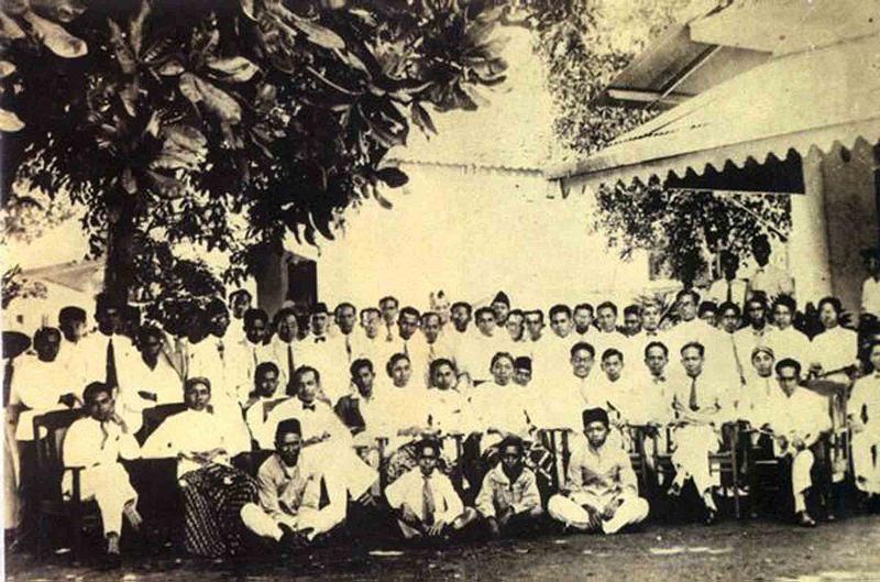 Sejarah Sumpah Pemuda Pada Tanggal 28 Oktober Tahun 1928 Batavia