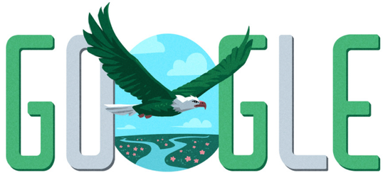 google doodle nigeria 55th independence