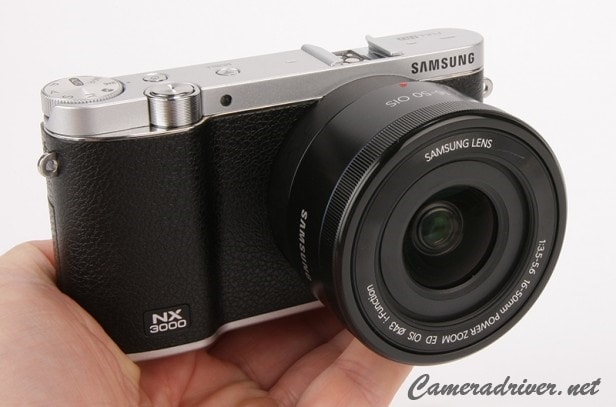 Samsung NX3000 Camera Software Download