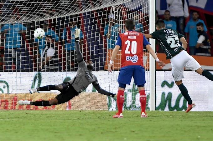 ¡Papelón del bicampeón! Independiente Medellín perdió ante Cali de local y le dijo adiós a la Copa BetPlay 2021