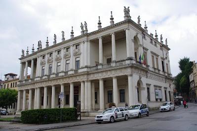 palazzo Chiericati-Vicenza-Palladio