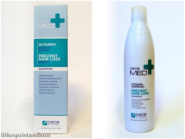 CeCe Med, szampon przeciw wypadaniu włosów
