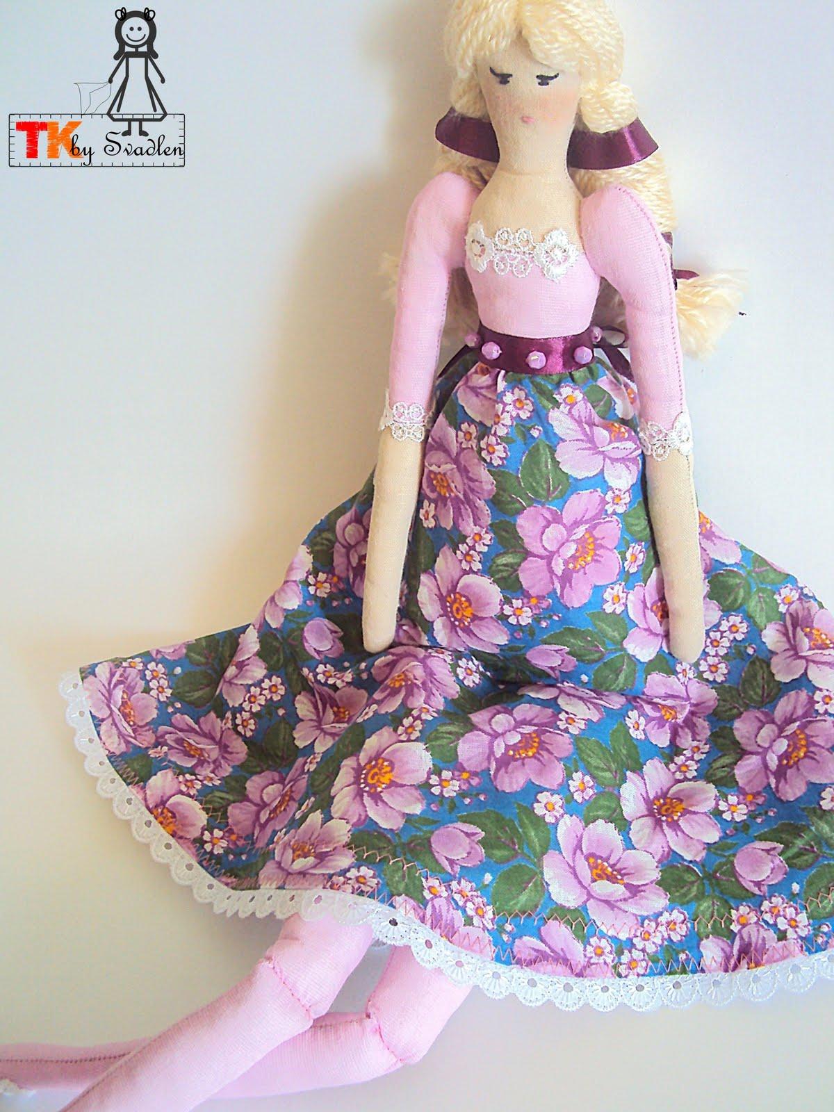 Шьем куклу тильду мастер класс инструкция #7