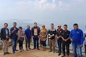 Geliat Kemah Pers Indonesia Pacu Denyut Kaldera Toba