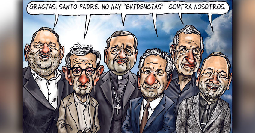 Carlincaturas Miércoles 24 Enero 2018 - La República