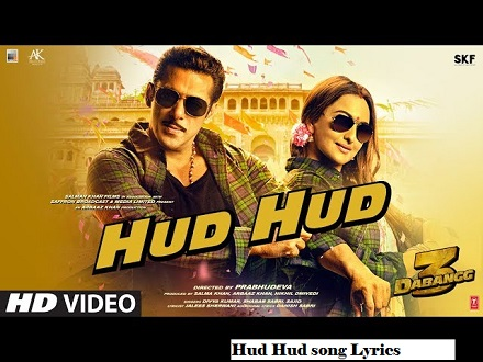 Hud-Hud Song Lyrics Dabangg3