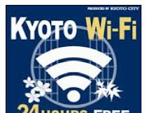 京都免費WIFI KYOTO Wi-Fi (更新於2016年1月)