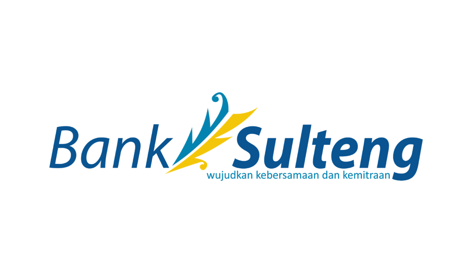 Logo Bank Sulteng Format PNG