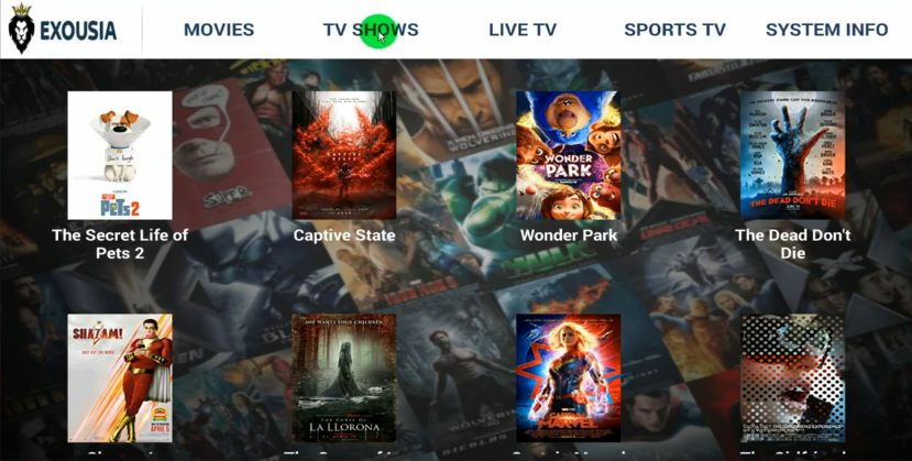 How To Download, Install Exousia APK Latest Version For Fire TV