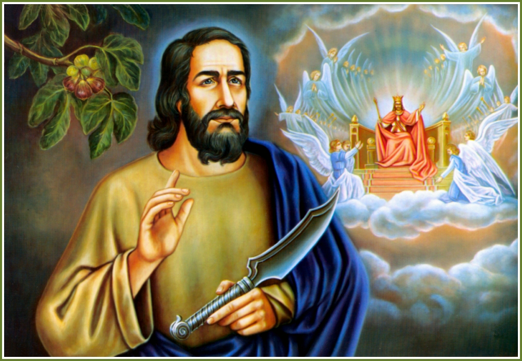 SHARE #Novena to Saint Bartholomew and Special Prayer for the Church - for  Physical Healing