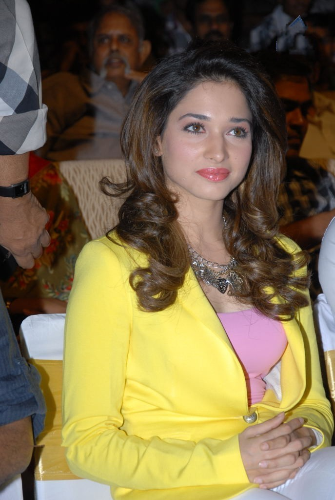 Tamanna Stills at Endukatne Premanta Audio Launch