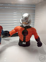 Toy Fair 2020 UK Monogram Bust Banks Marvel Comics Ant-Man