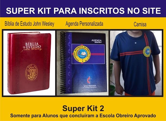 Inscrever-se para ganhar um Super Kit da Federação no dia 27 de Junho no Regional