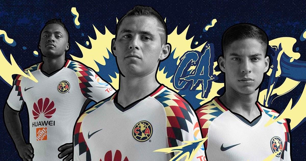 Nike Club Am 233 Rica 17 18 Away Kit Released Footy Headlines