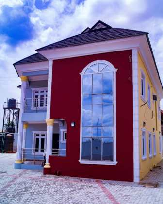 mercy aigbe house