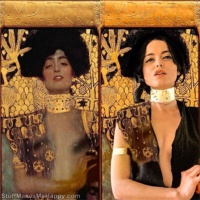 Judith and Holofernes (Gustav Klimt)