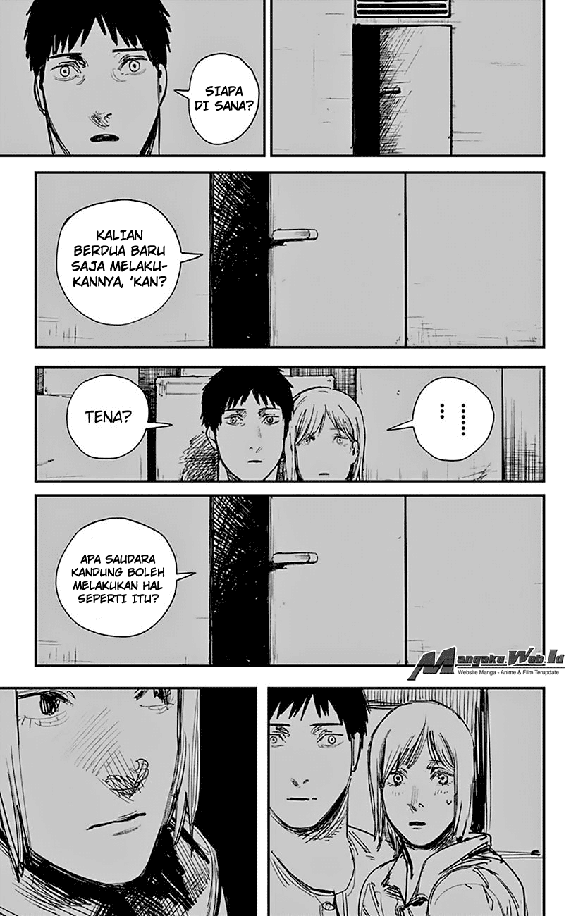 Fire Punch Chapter 67-2