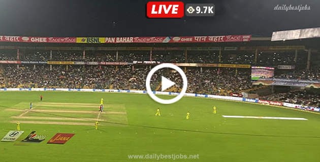 IND Vs AUS 2019 Live Streaming 2nd T20i Series Live Cricket Score, India Vs Australia LIVE