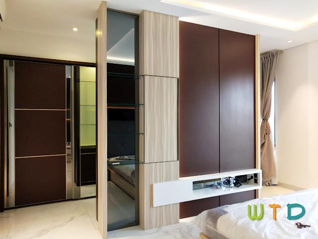 Desain Interior Kedamaian Lampung