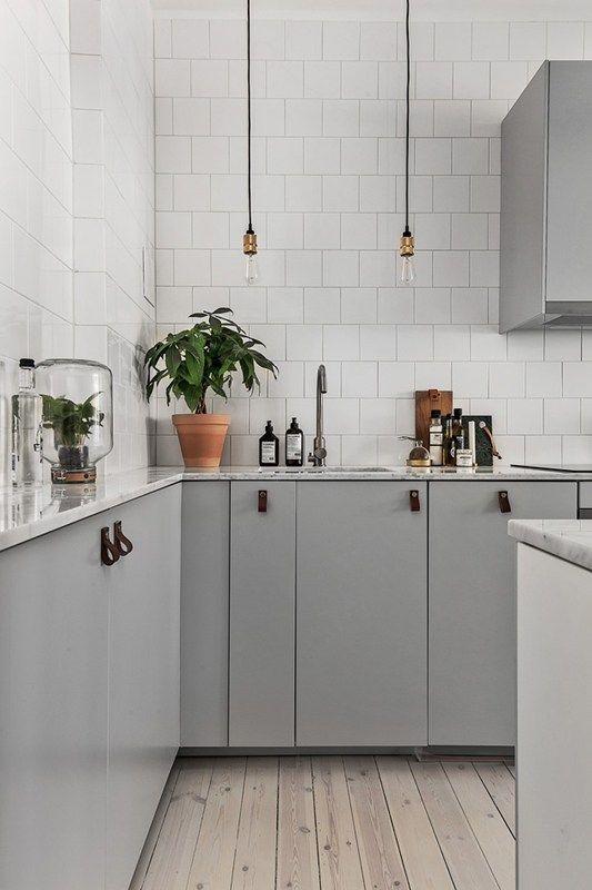 Amato Grey Tag: il grigio in cucina nello stile nordico - Cappello A  KC21