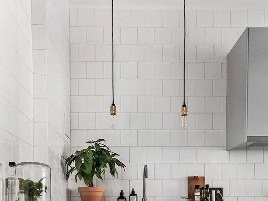 Grey Tag: il grigio in cucina nello stile nordico