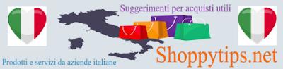 "Sergyxus network : Shoppytips.net  : ""vetrina"" per promuovere aziende italiane."