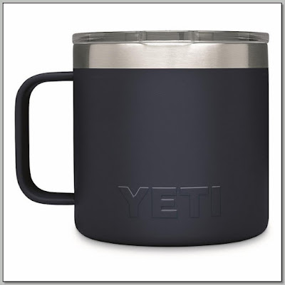 Yeti Coffee Mug With Lid