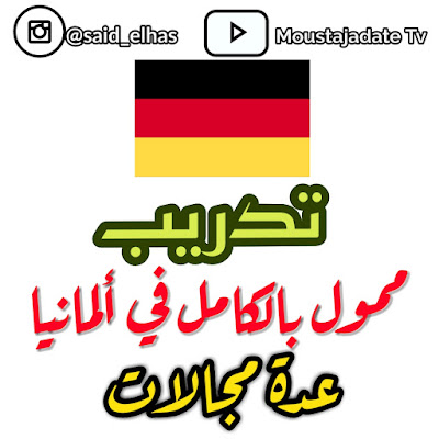 تدريب مدفوع الأجر في SWP ألمانيا 2021  (ممول بالكامل)