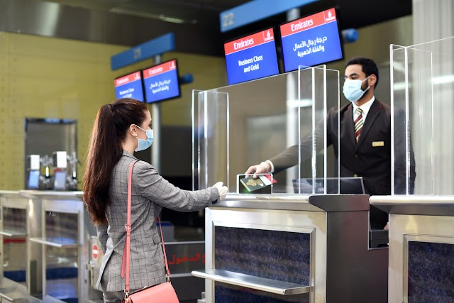 EK and DHA facilitate passengers with digital verification of COVID-19 medical records