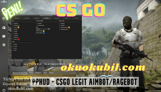 CS GO v3.0 PPHUD Rage, Legit, SkinChanger, Configs Esp Hileli İndir