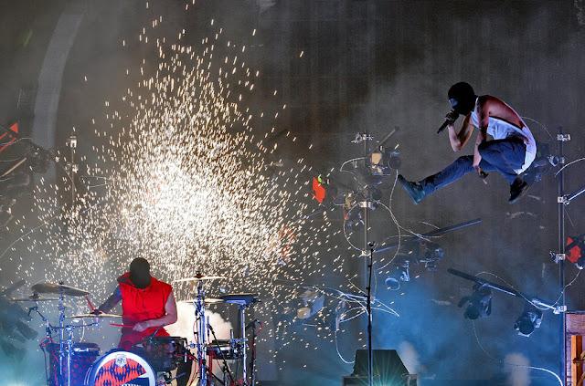 Twenty One Pilots - American Music Awards 2016