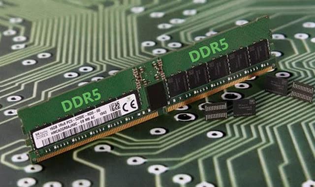 La RAM DDR5 promet des ordinateurs plus rapides et plus efficaces
