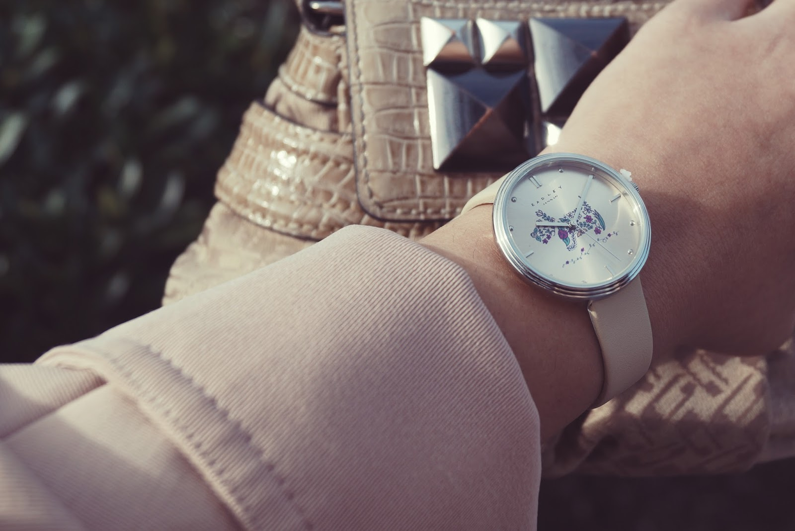 Ana Maddock- Spring Blush Radley House of Watches