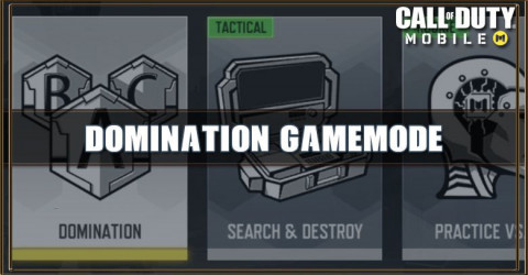 Domination Call of Duty Mobile
