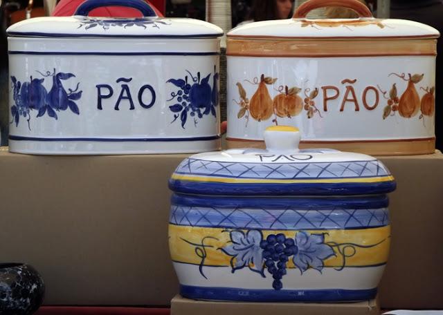 ceramica na Feira de Espinho