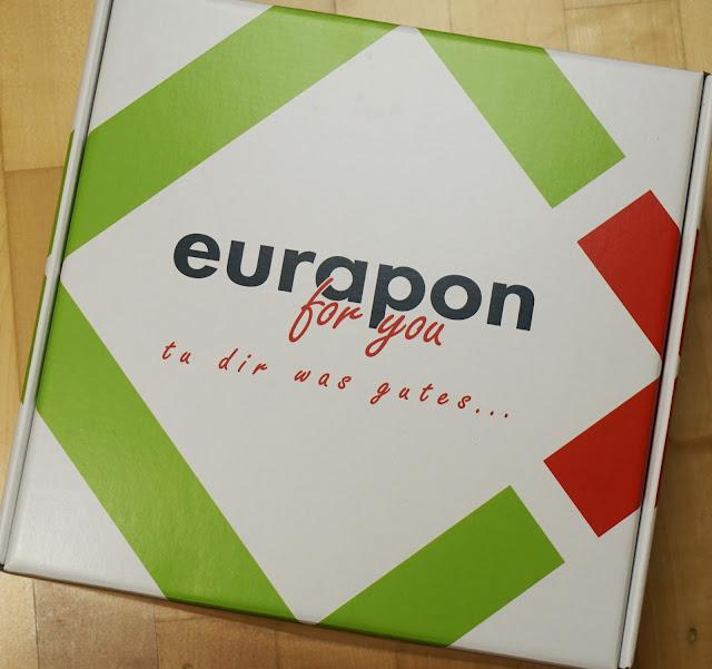 """Eurapon For You - Überraschungsbox """"Entspannt durch den Herbst 2015"""""""