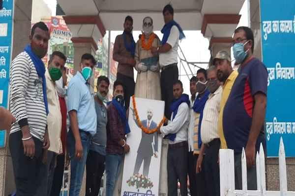 bhim-army-tribute-shaheed-udham-singh-in-ballabhgarh-31-july