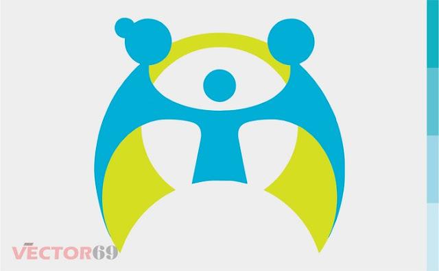 Logo Kementerian Pemberdayaan Perempuan dan Perlindungan Anak Indonesia - Download Vector File SVG (Scalable Vector Graphics)