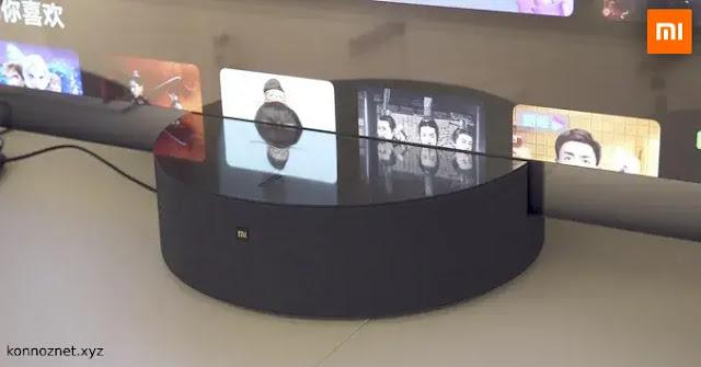 Xiaomi Transparent TV Mi TV Lux